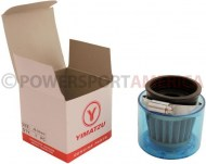 Air_Filter_ _48mm_to_50mm_Conical_Waterproof_Straight_Yimatzu_Brand_Blue_1