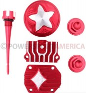 Cylinder_Head_Cover_Set_ _125cc_CNC_Performance_6pc_Red_1