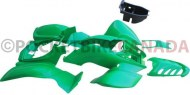 Plastic_Set_ _50cc_to_250cc_ATV_Green_Racing_Style_1