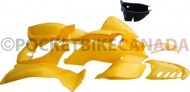 Plastic_Set_ _50cc_to_250cc_ATV_Yellow_Racing_Style_1