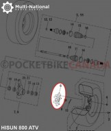 Wheel_Hub_ _Front_ATV_Hisun_800cc_27_Spline_1