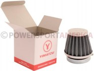 Air_Filter_ _44mm_to_46mm_Conical_Medium_Stack_60mm_2_Stroke_Yimatzu_Brand_Chrome_1