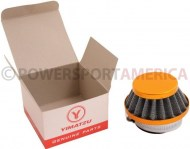 Air_Filter_ _44mm_to_46mm_Conical_Small_Stack_30MM_2_Stroke_Yimatzu_Brand_Gold_1